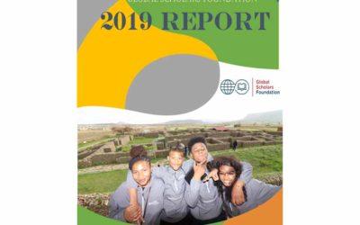Global Scholars Foundation 2019 Report