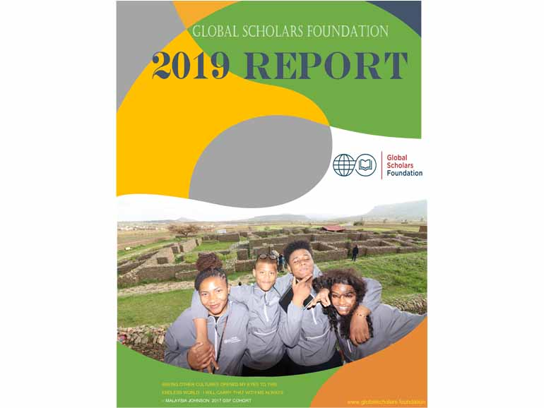 Global Scholars Foundation 2019 Report